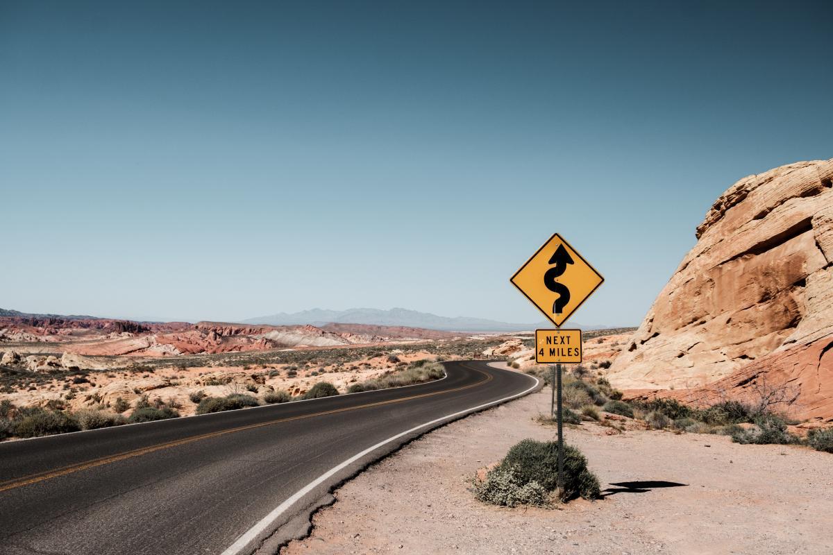 Road Landscape Highway #425069