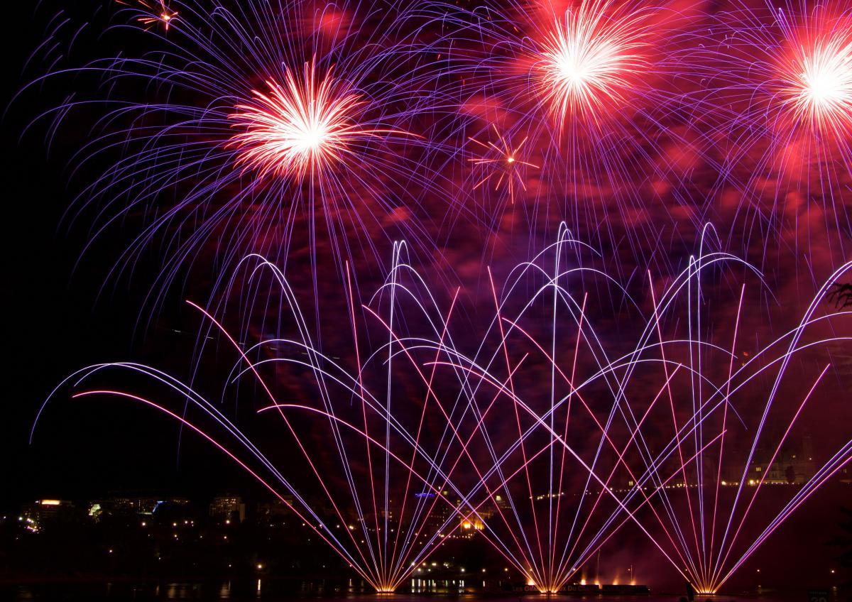 Laser Firework Optical device #425078