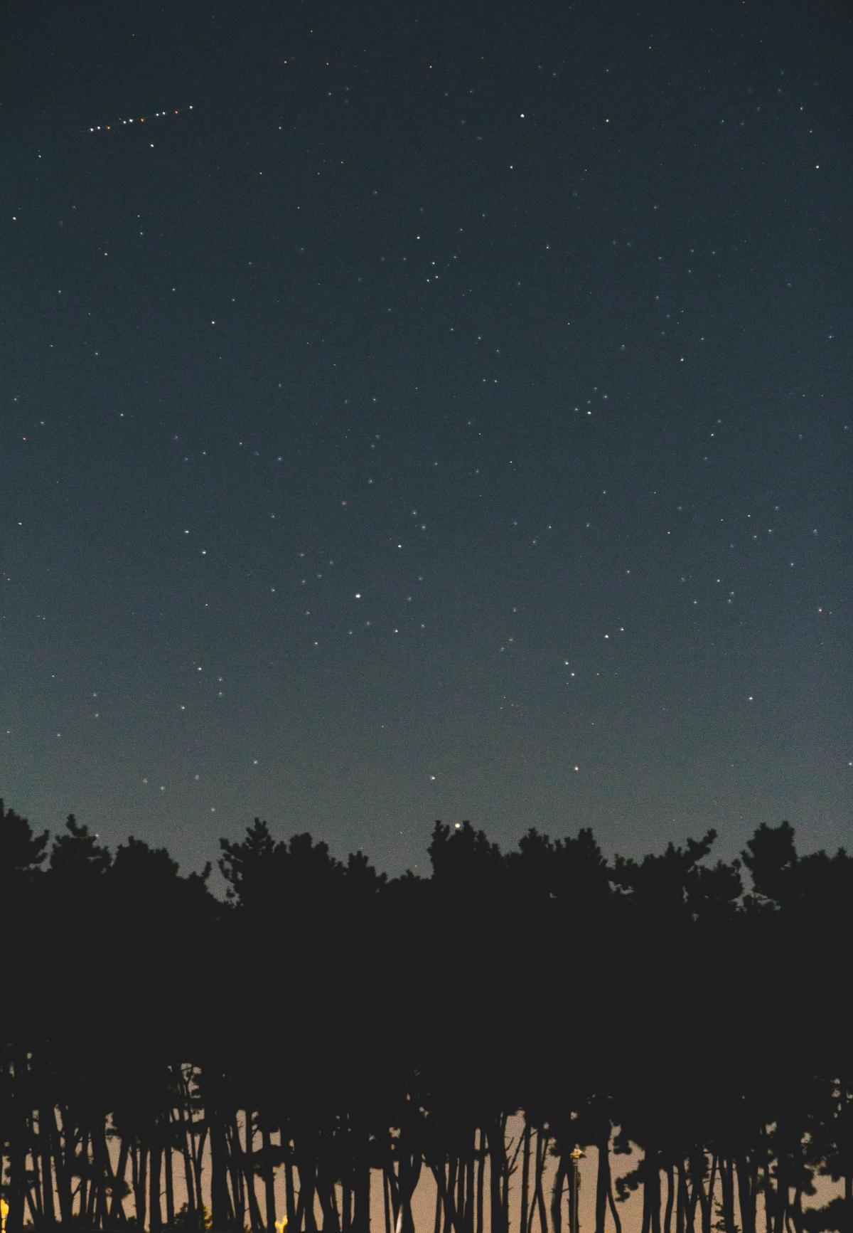 Star Celestial body Night