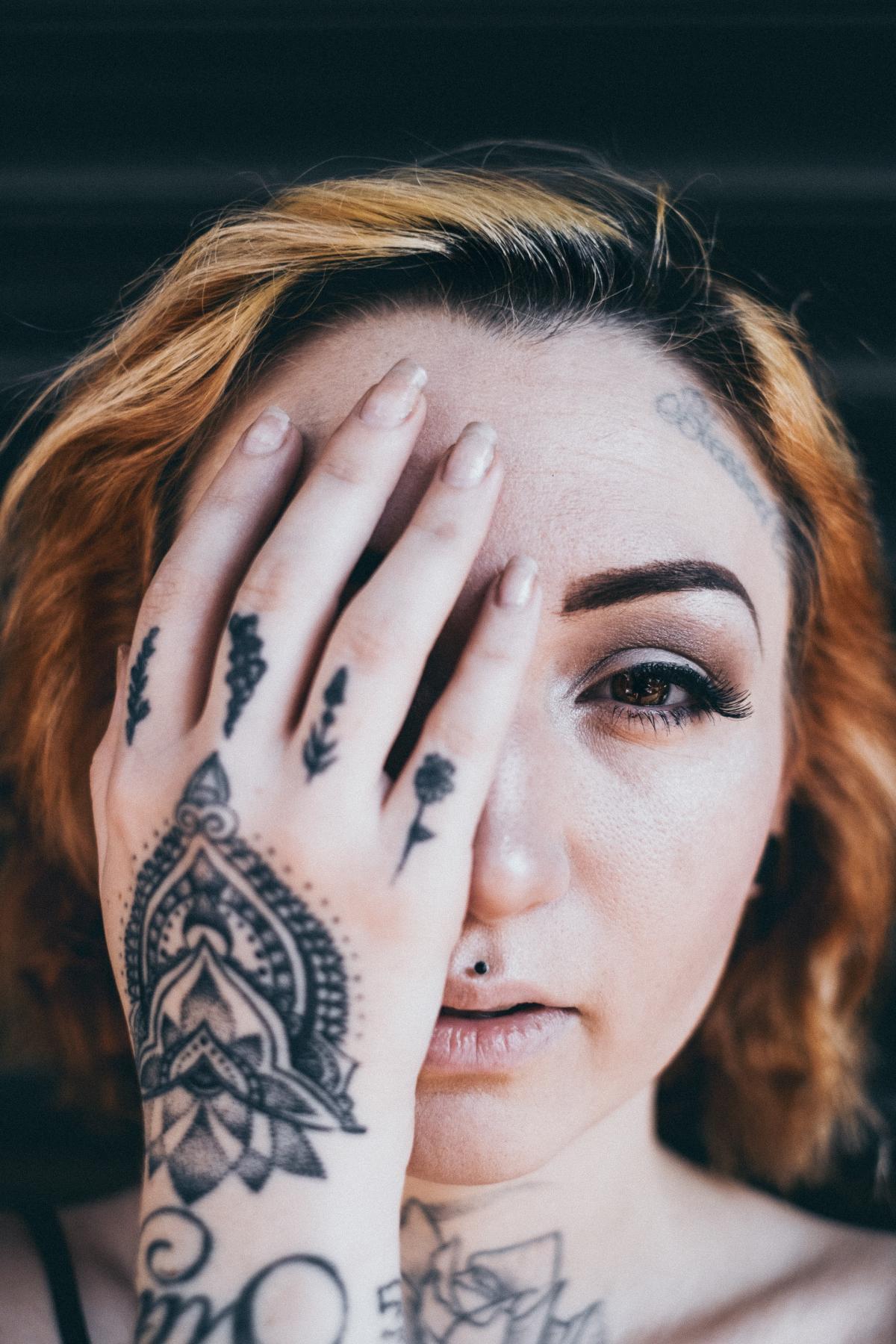 Face Portrait Pretty