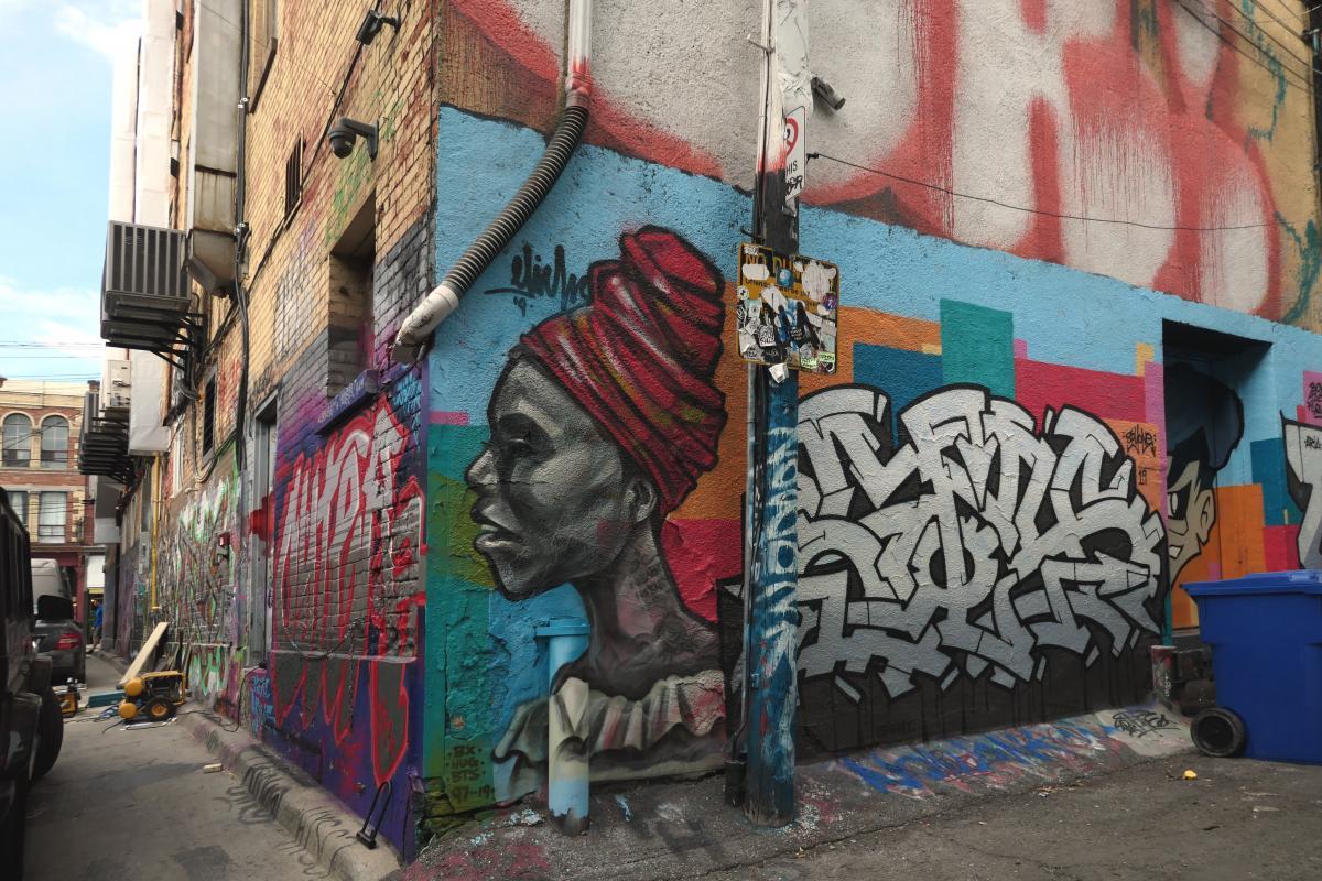 Graffito Decoration Architecture