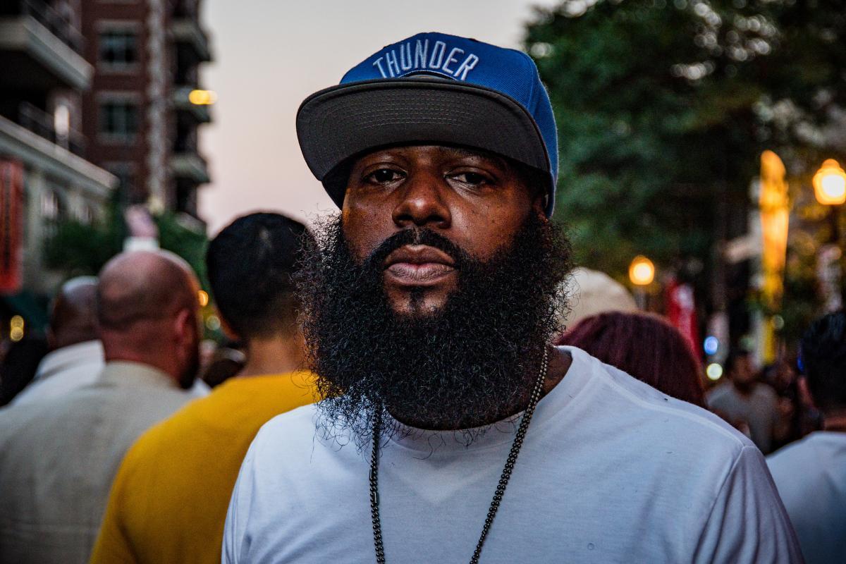 Man Male Beard #425304