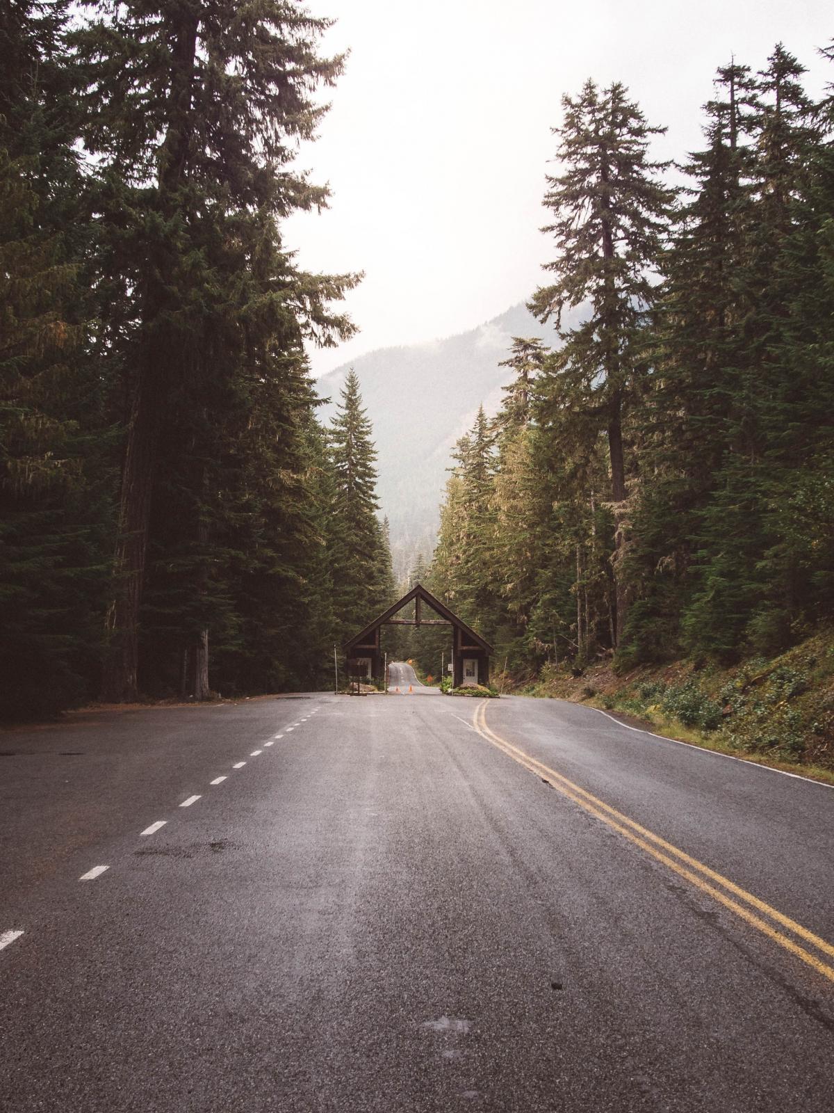 Bend Road Landscape #425314