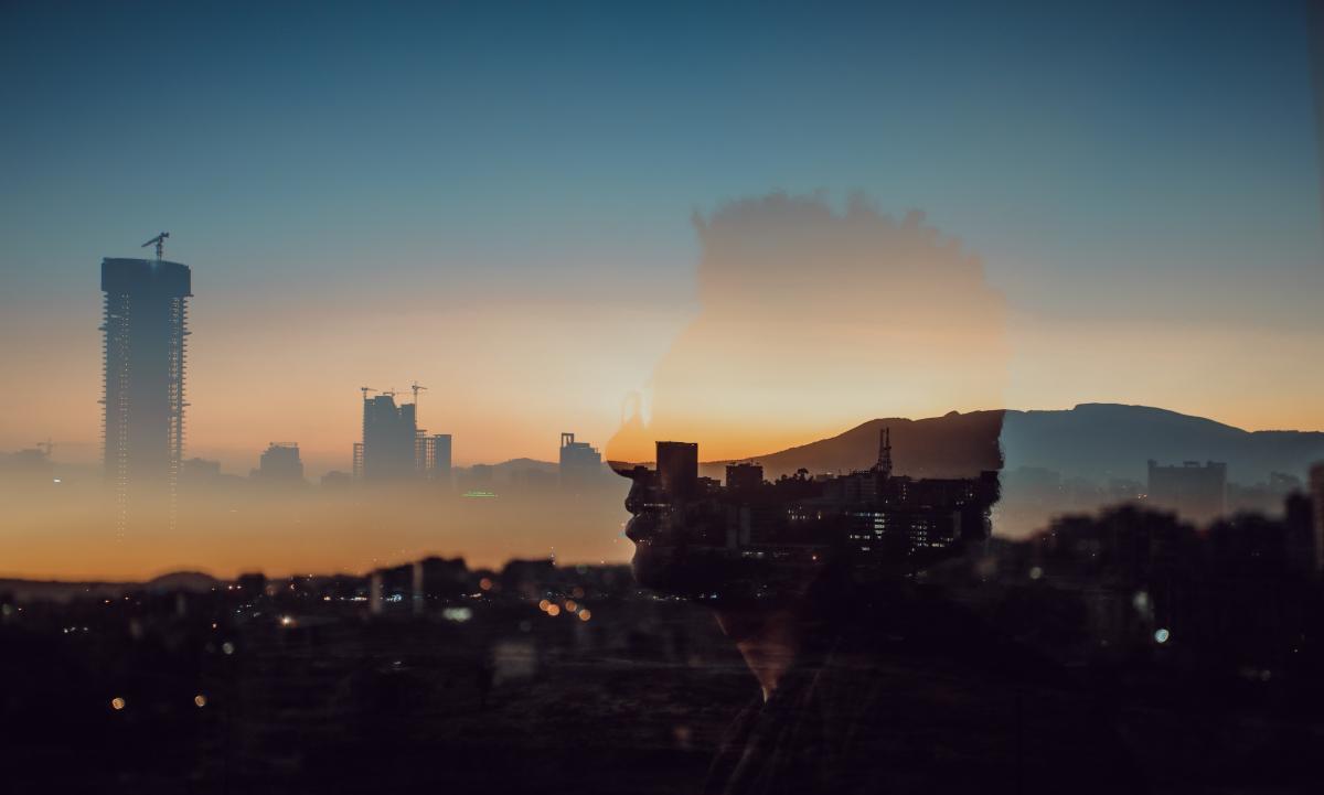 Skyline City Cityscape #425352