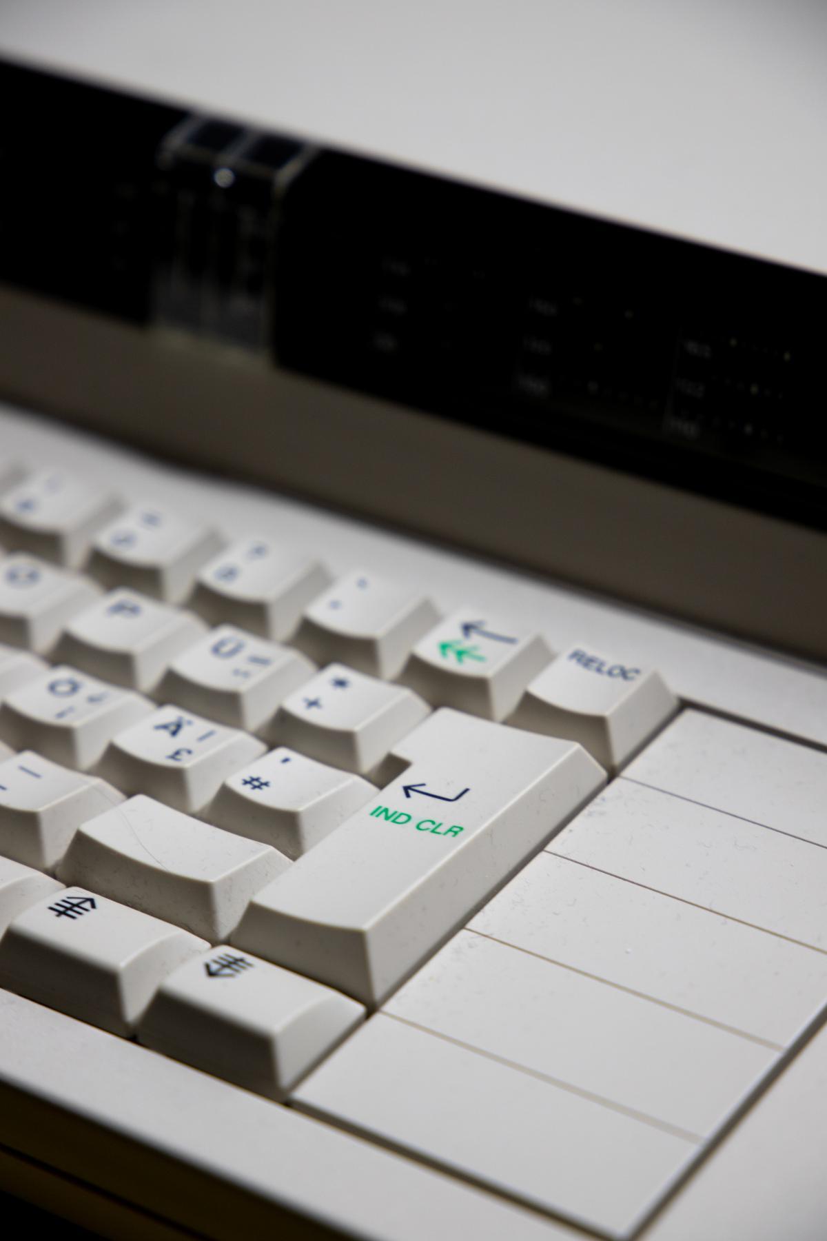 Computer keyboard Keyboard Computer
