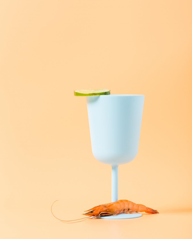 Vodka Glass Drink #425537