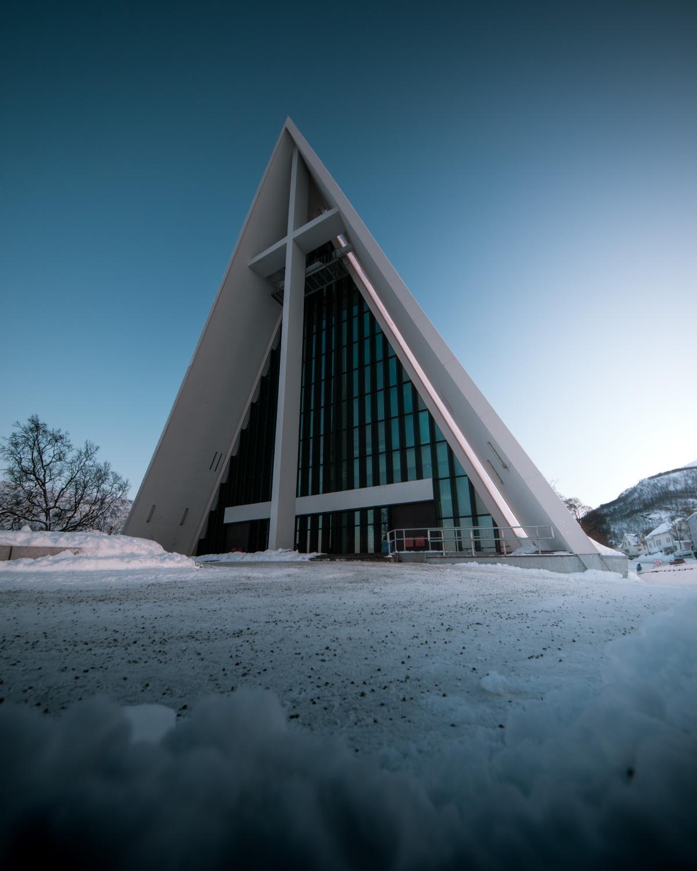 Architecture Sky Garage