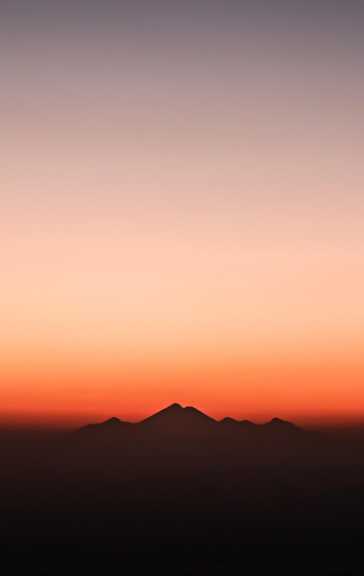 Sun Sky Landscape