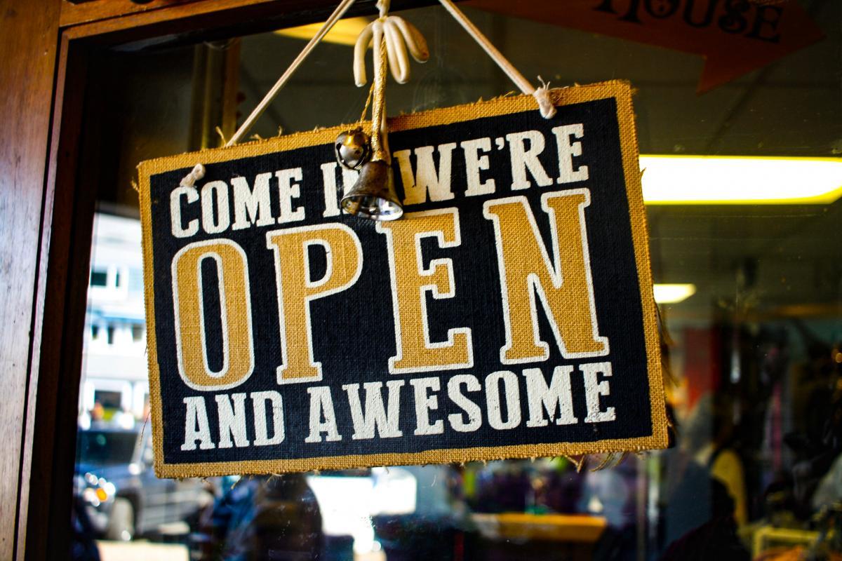 Shop Sign Mercantile establishment #425829