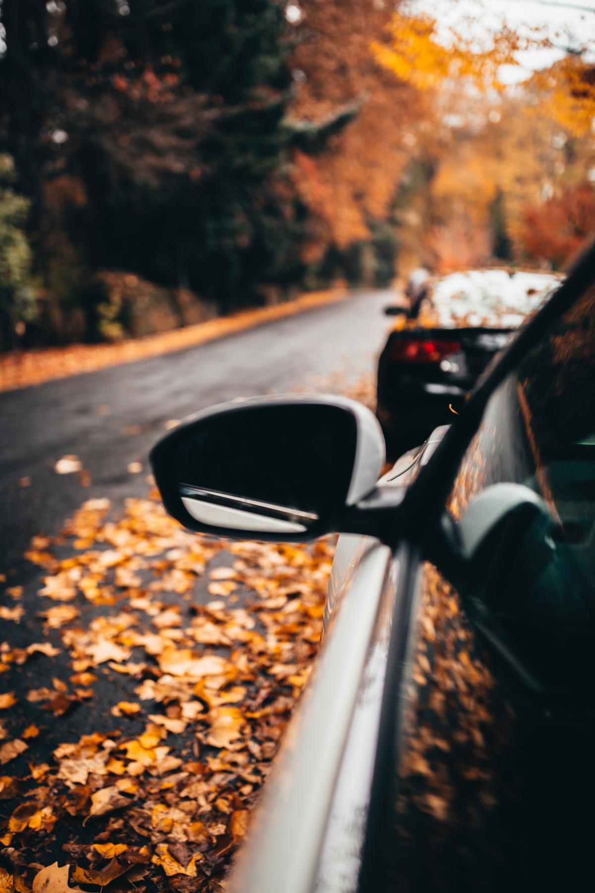 Mirror Car Road #425864