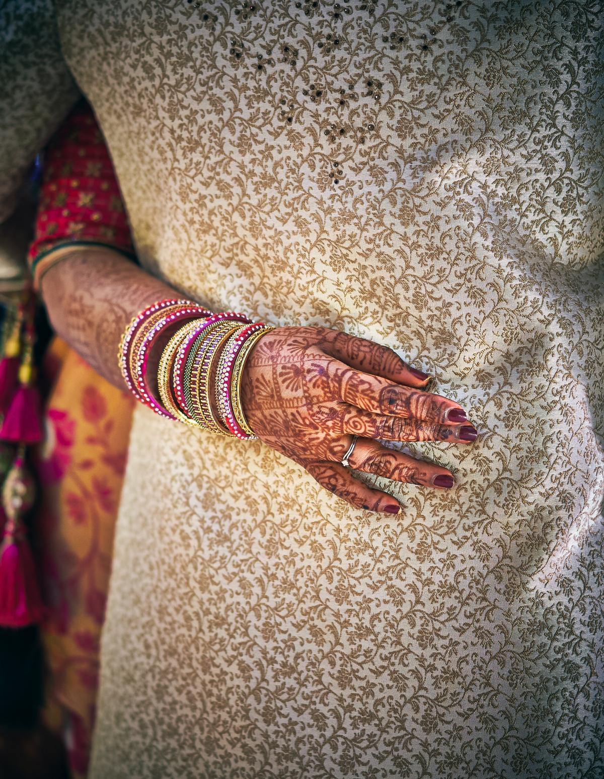 Finger Skin Hands