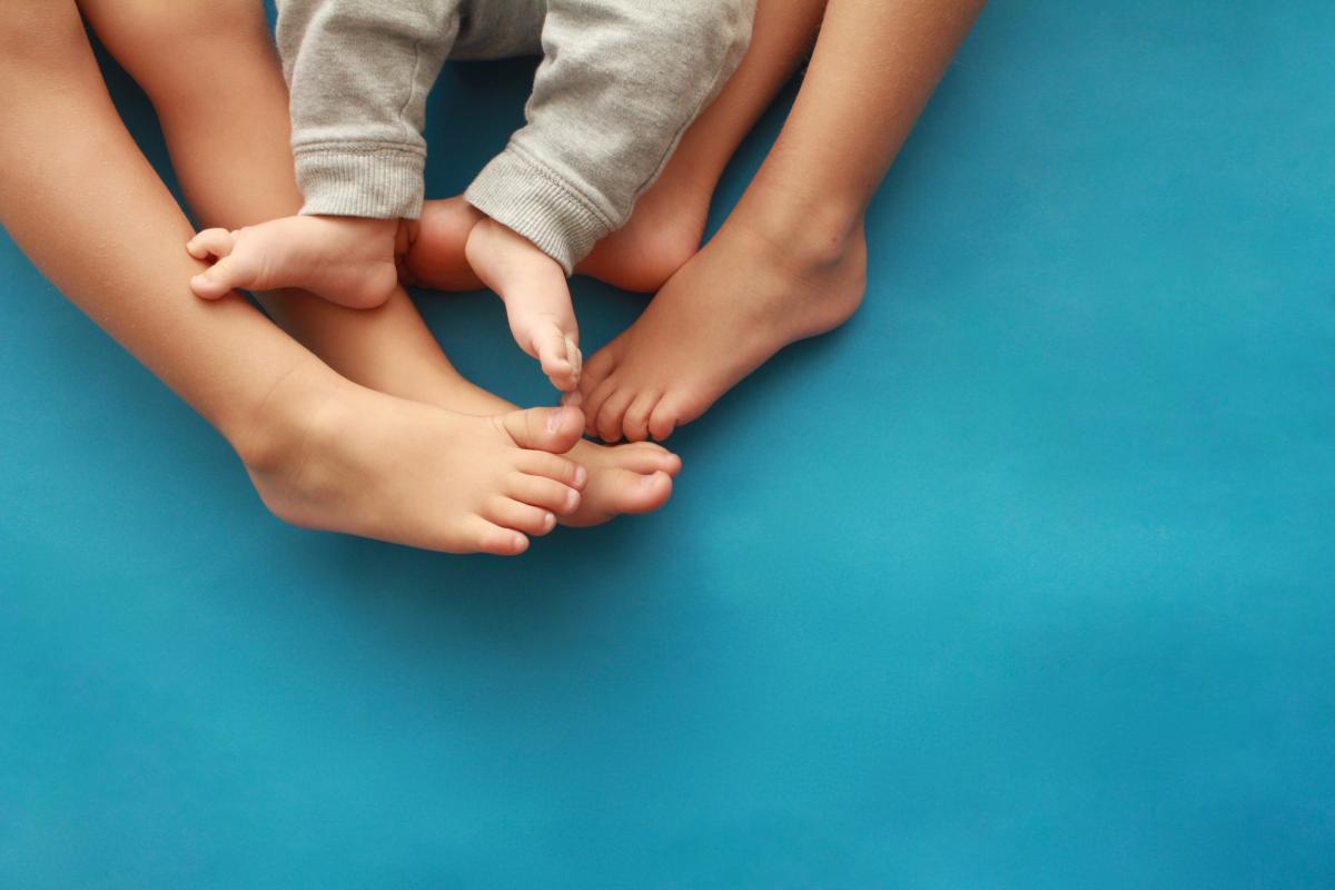 Leg Body Skin