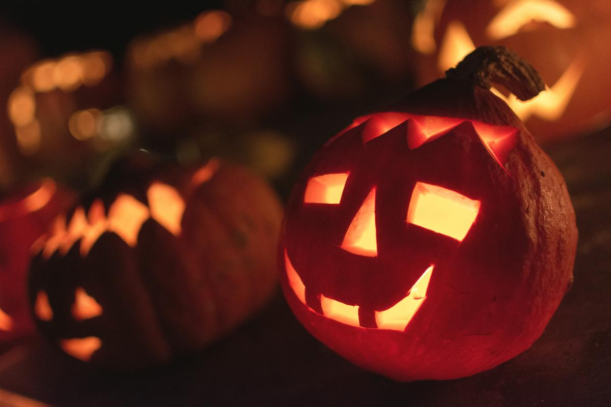 Halloween pumpkins - Free Image For Commercial Use #425939