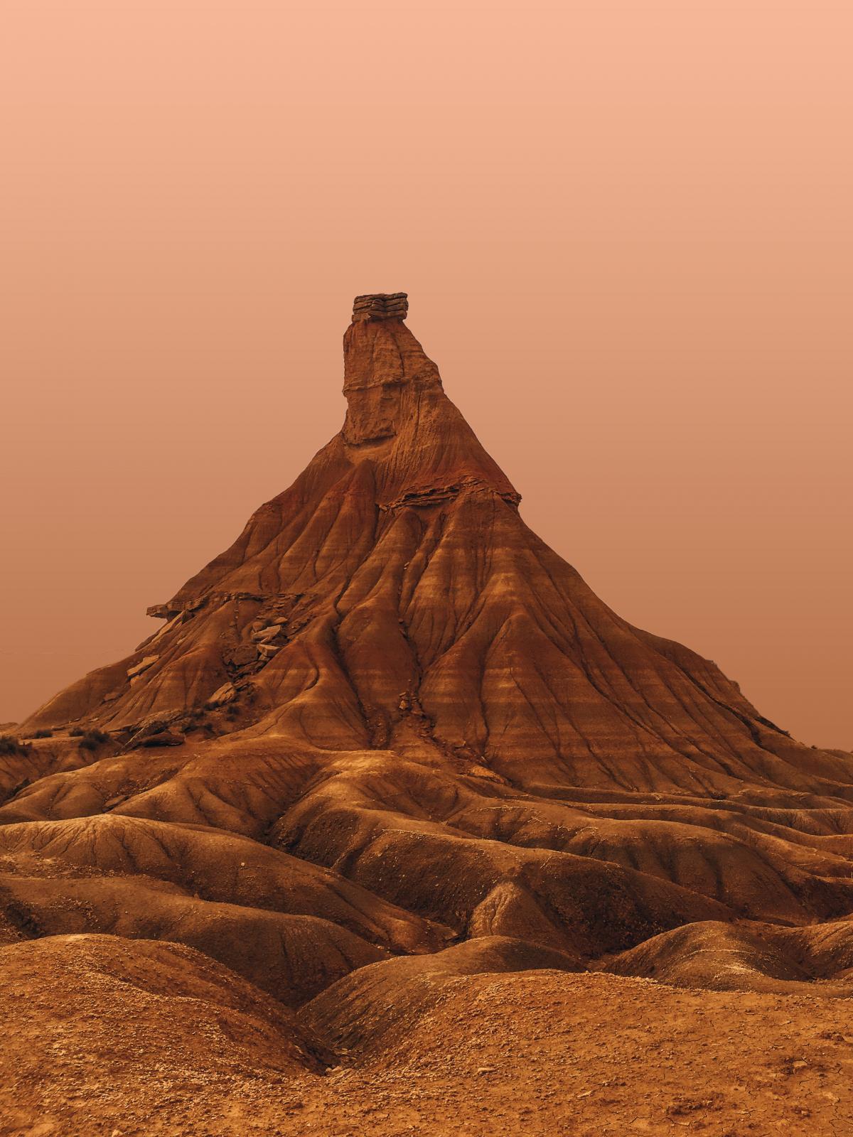 Desert Pyramid Travel #425940