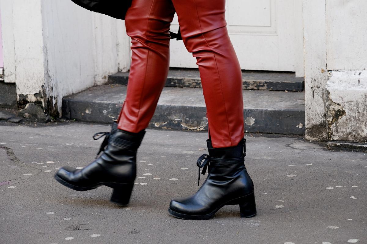 Shell Footwear Boot