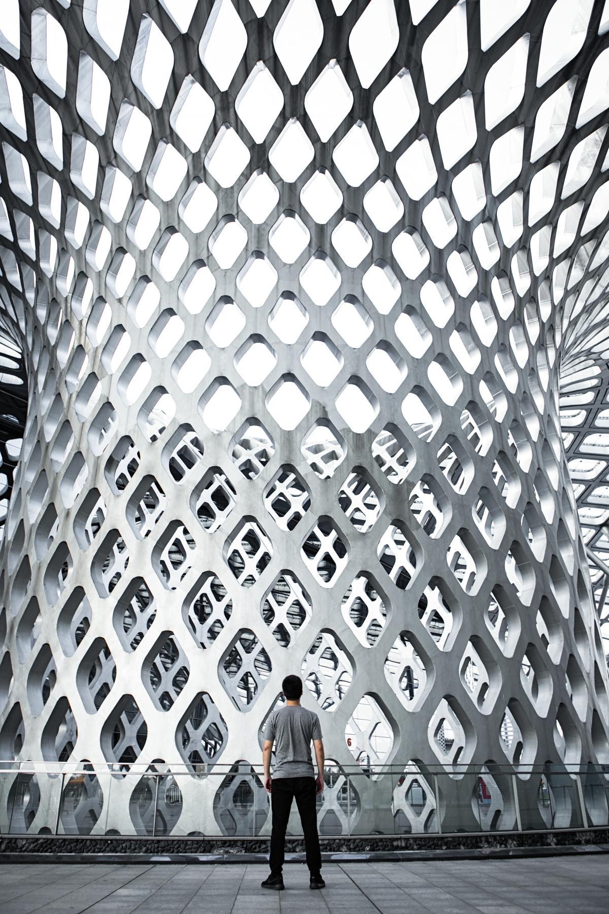 Hole Net Pattern #425975