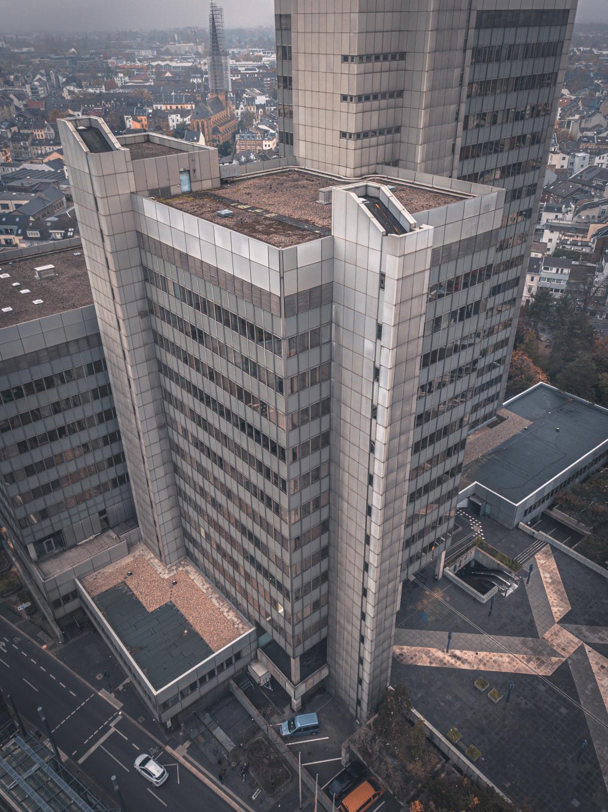 Skyscraper City Architecture