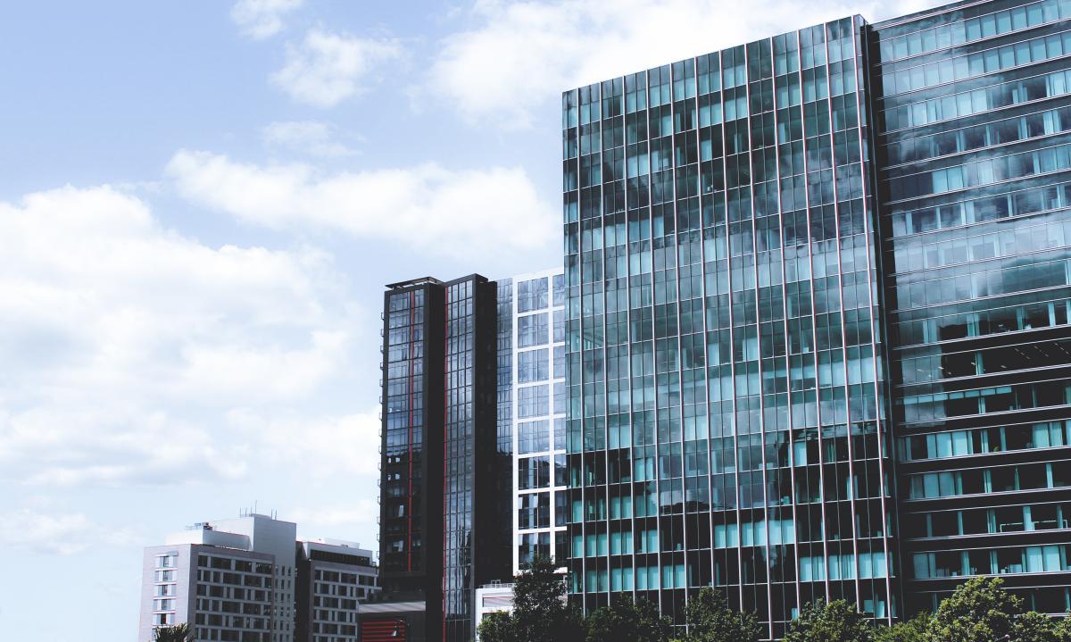 Skyscraper Office Architecture #426194