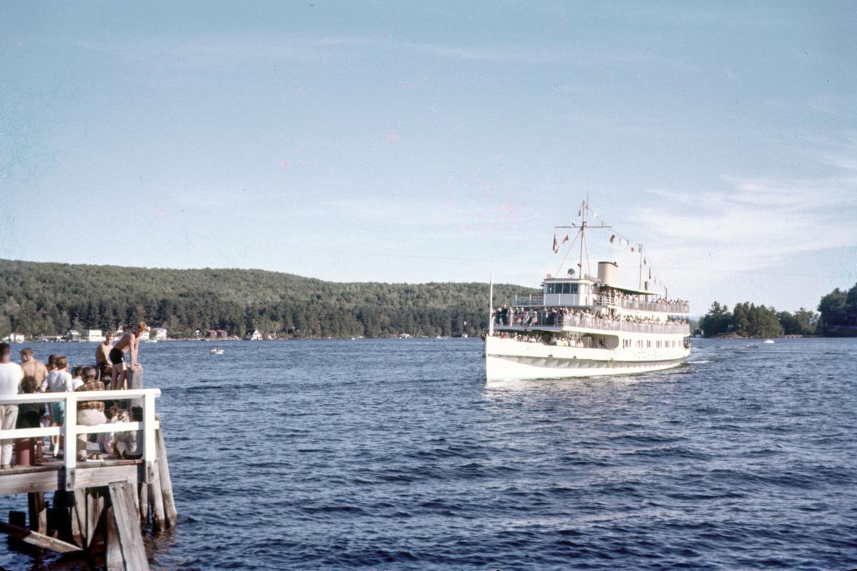 Liner Passenger ship Ship