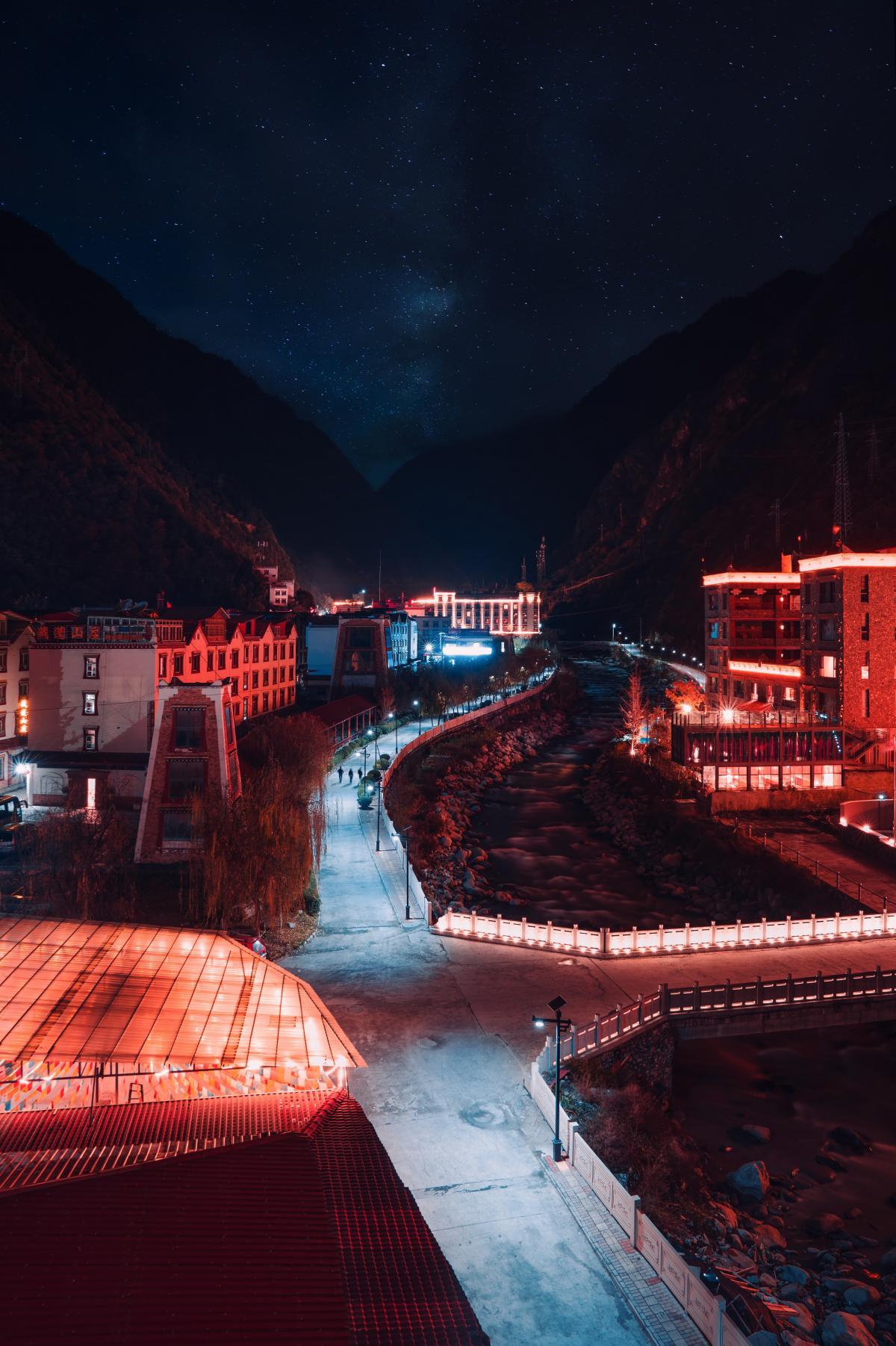 Night City Bridge #426233