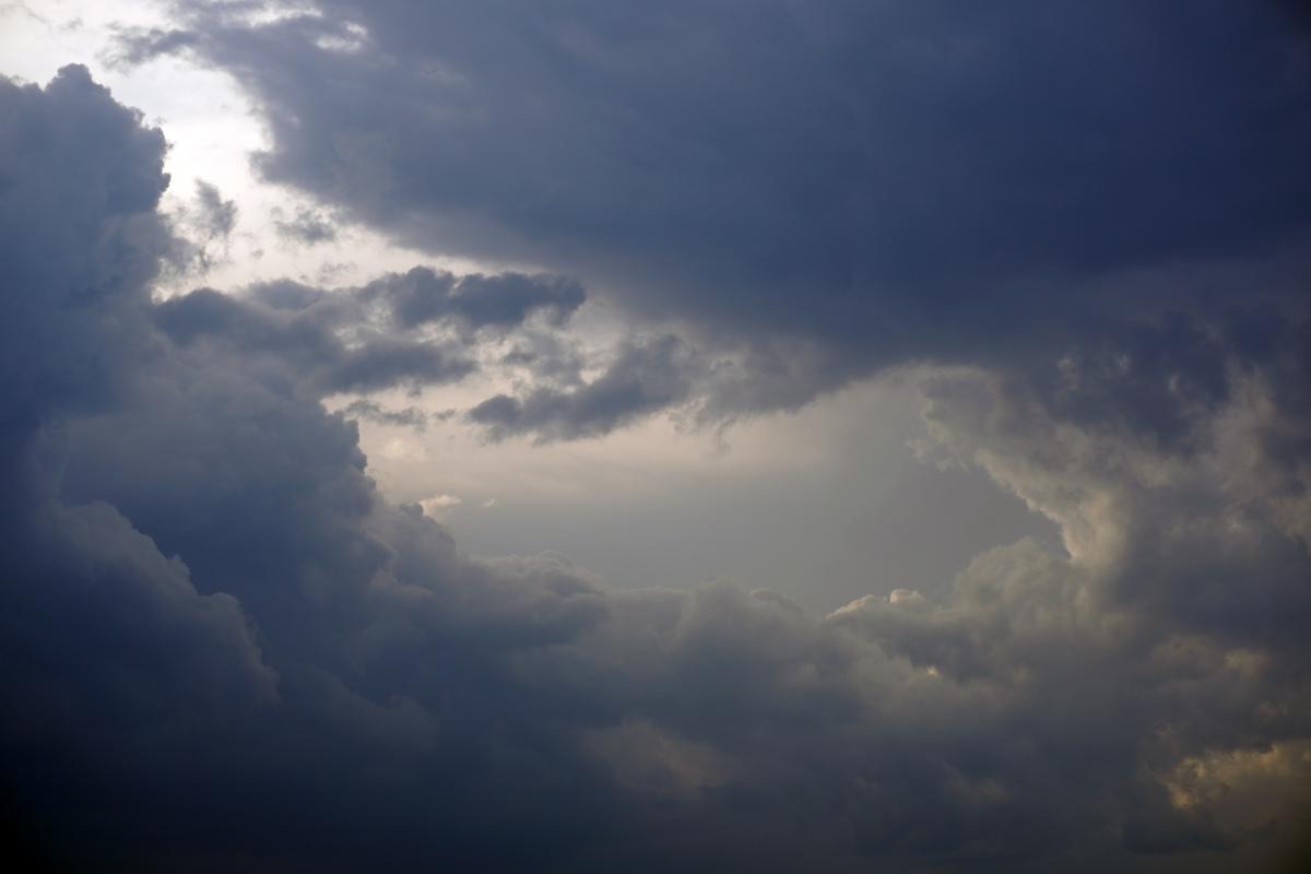 Sky Atmosphere Clouds #426269