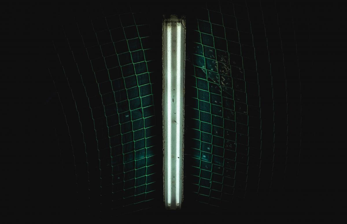 Digital Technology Lightning #426404