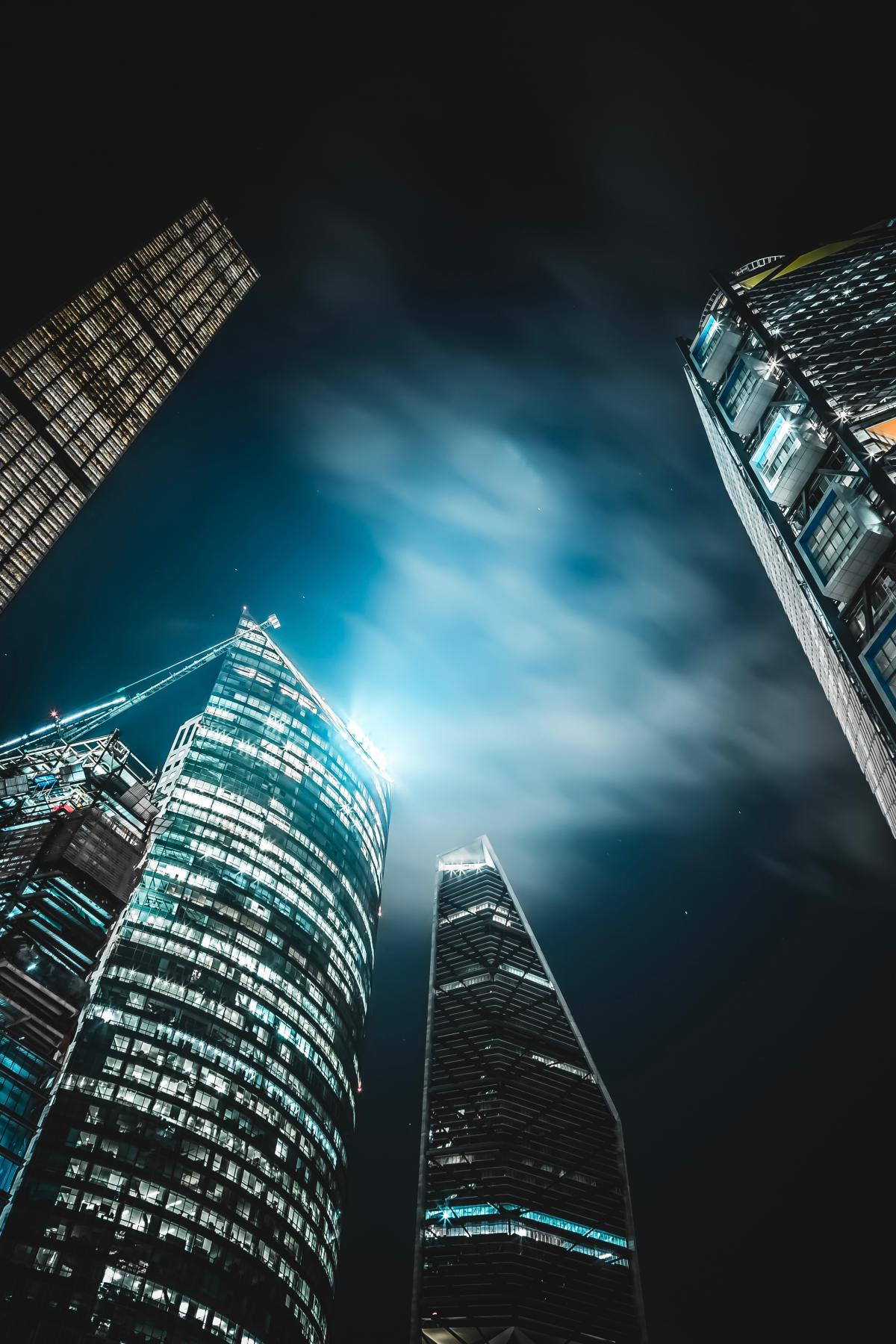 Skyscraper City Architecture #426440