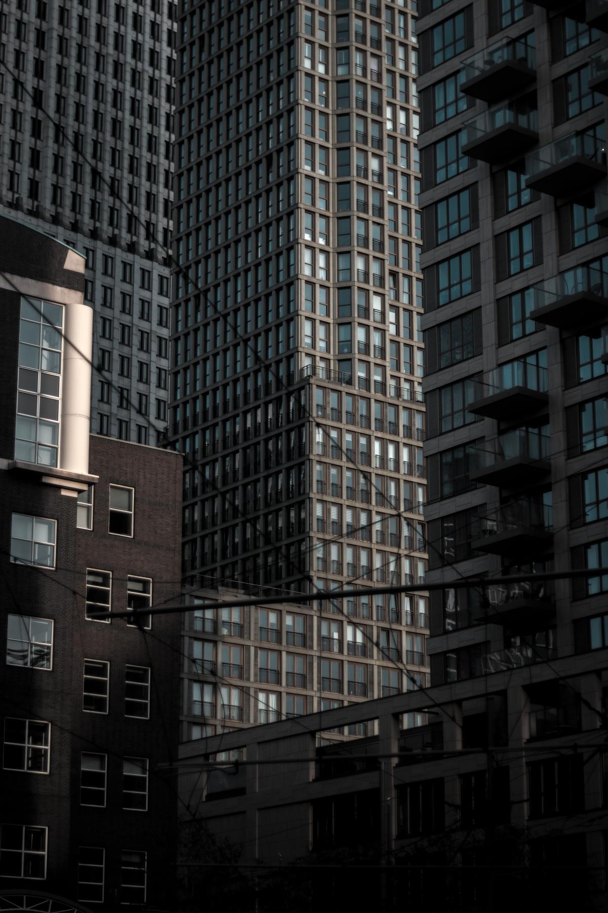 Architecture Skyscraper Building #426476