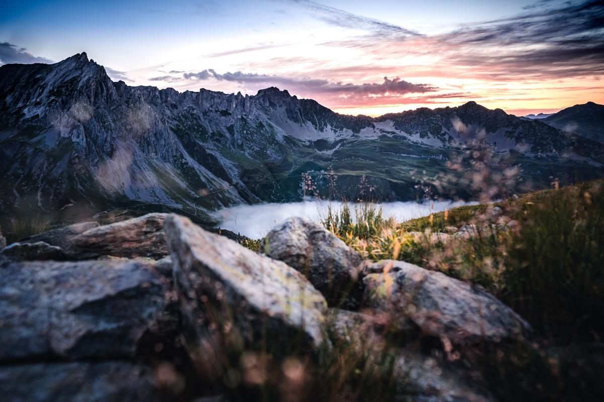 Mountain Mountains Landscape #426509