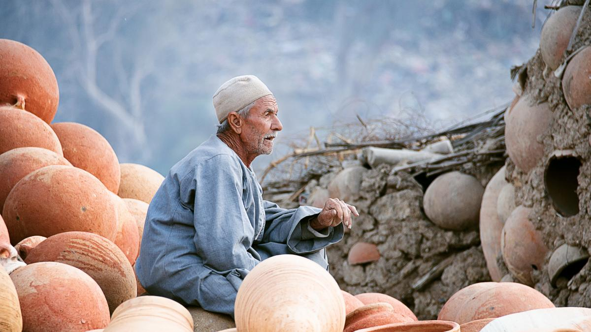 Pumpkin Man Senior #426628