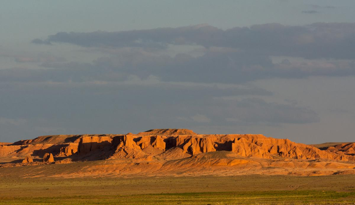 Flaming Cliffs – Bayanzag - Free Image For Commercial Use #426645