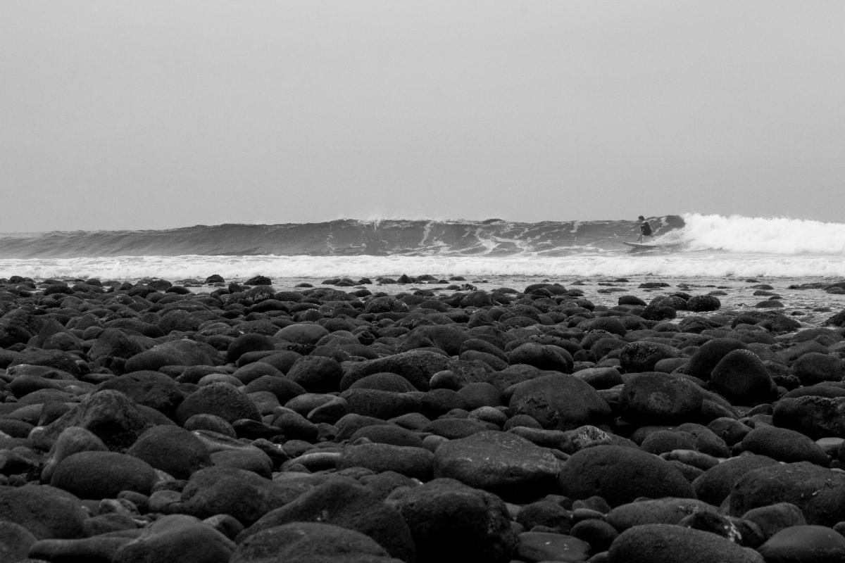 Ocean Waves Near Seashore #45869