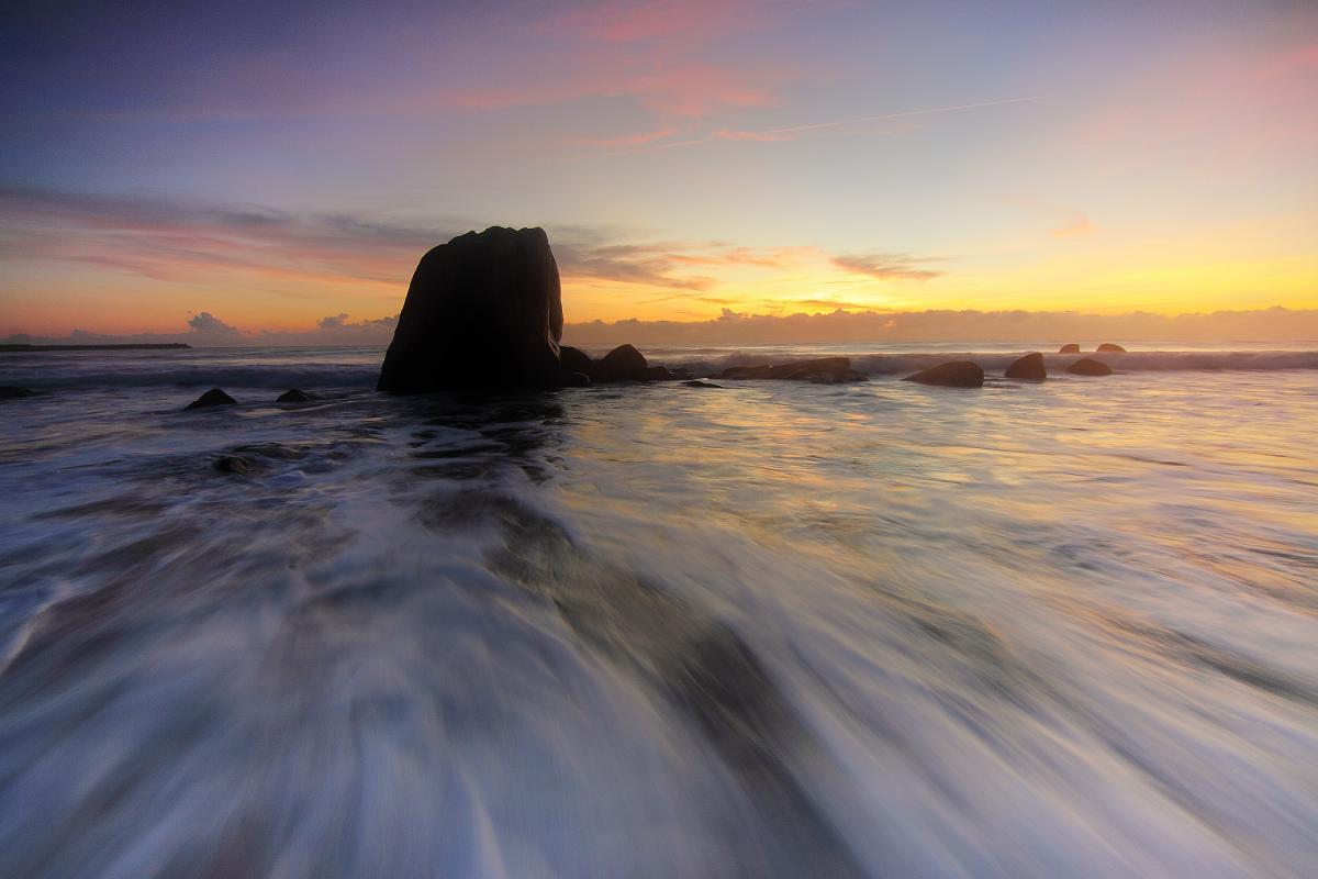Rock on the Beach #47505