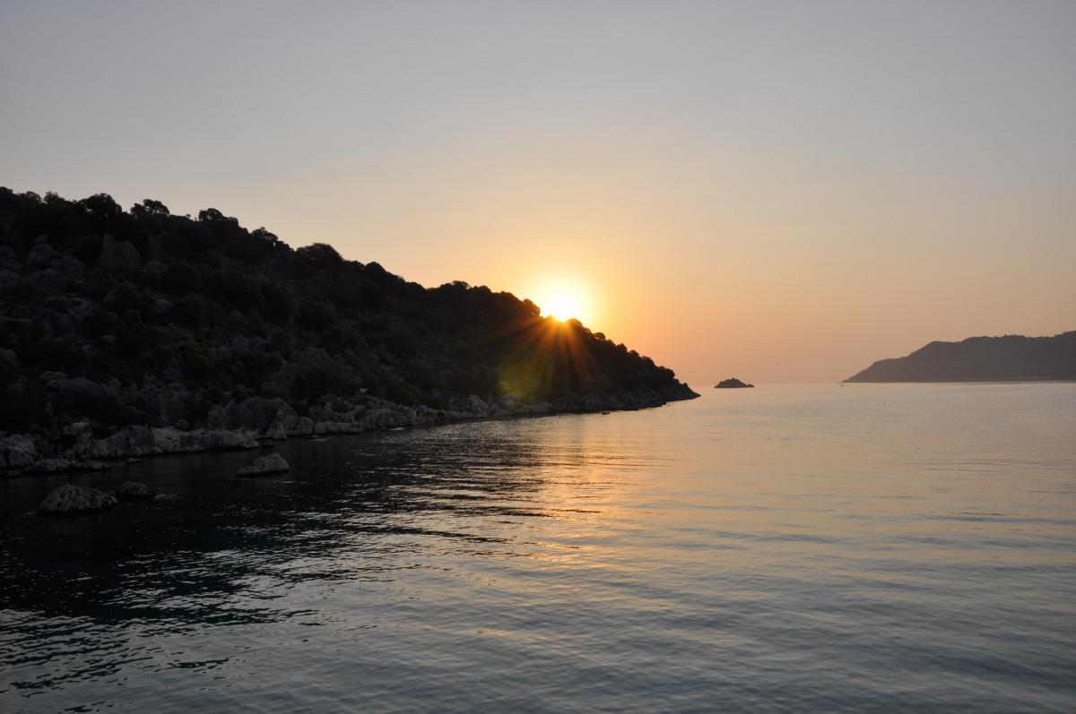Sun Sunset Sunrise #58470