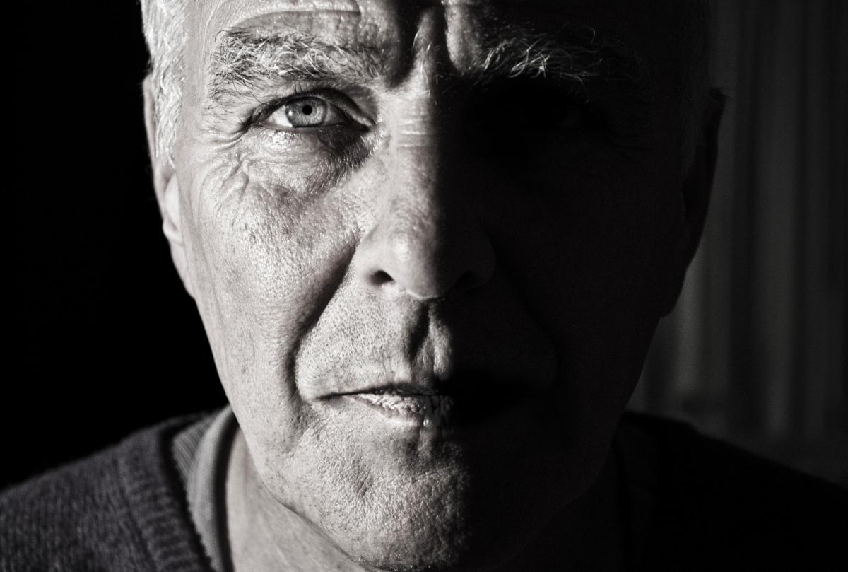 Portrait of Old Man #66609