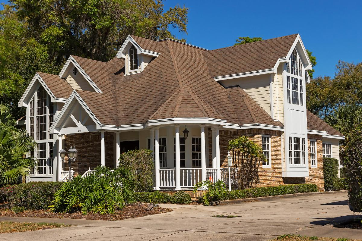 Architecture driveway home house #67996