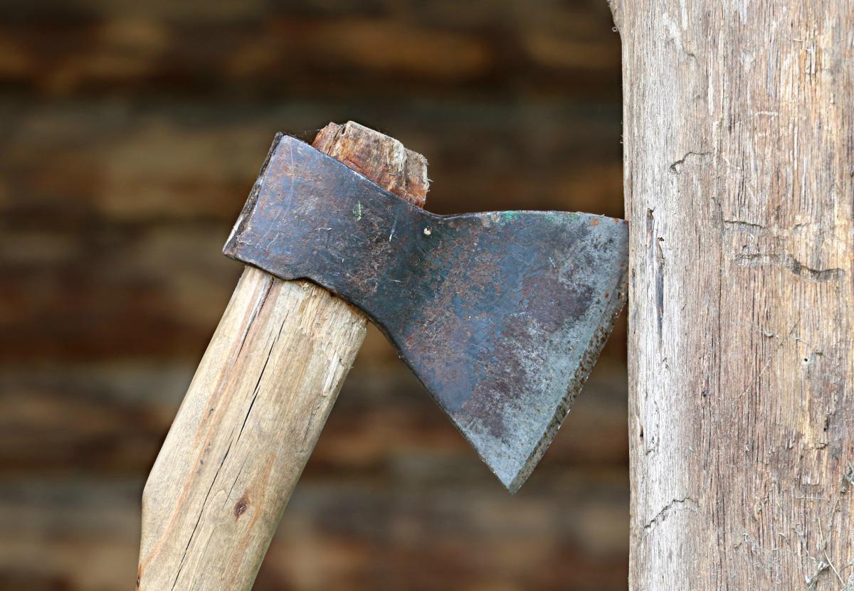 Ax axe bath construction #68229