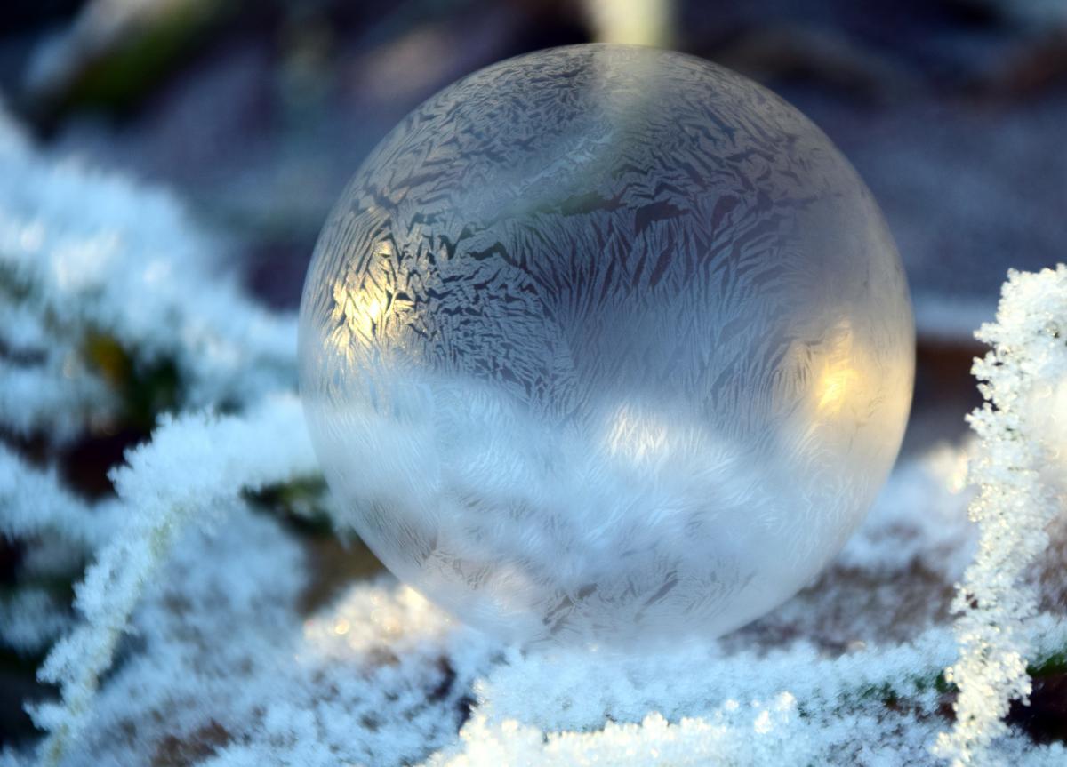 Background balls beautiful bubble #68241