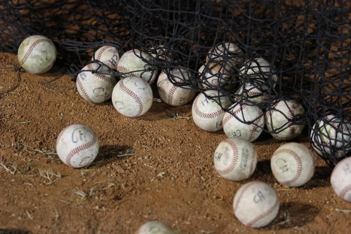 Ball baseball sport training