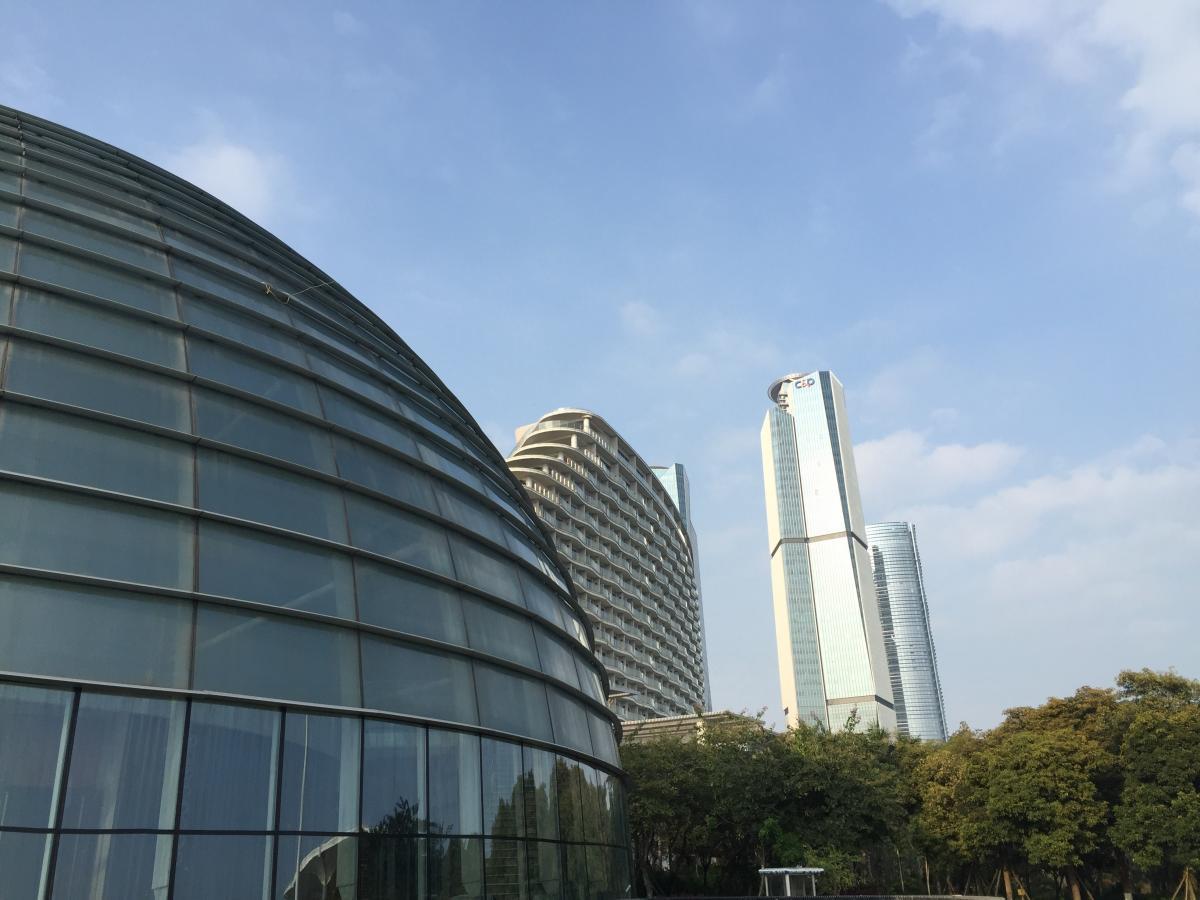 Centre de conférence musique salle 3 xiamen international conférence et centre d'exposition #69141
