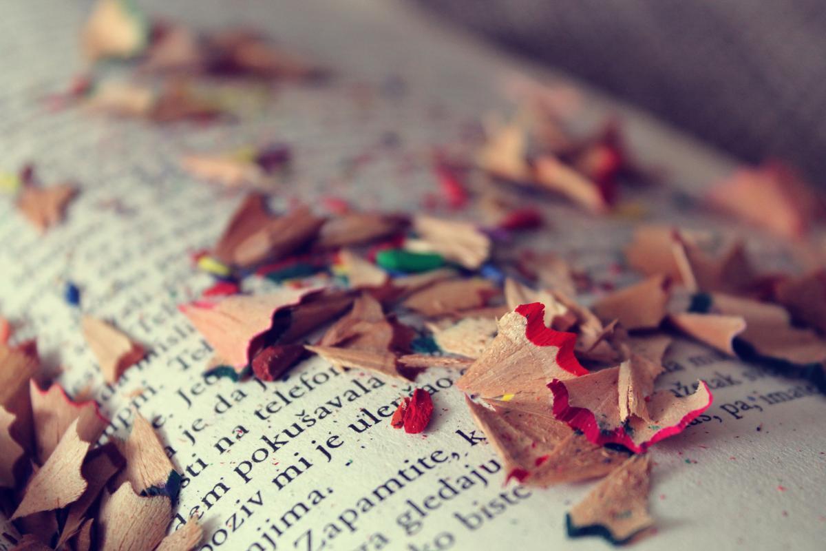 Art blur book books #69977