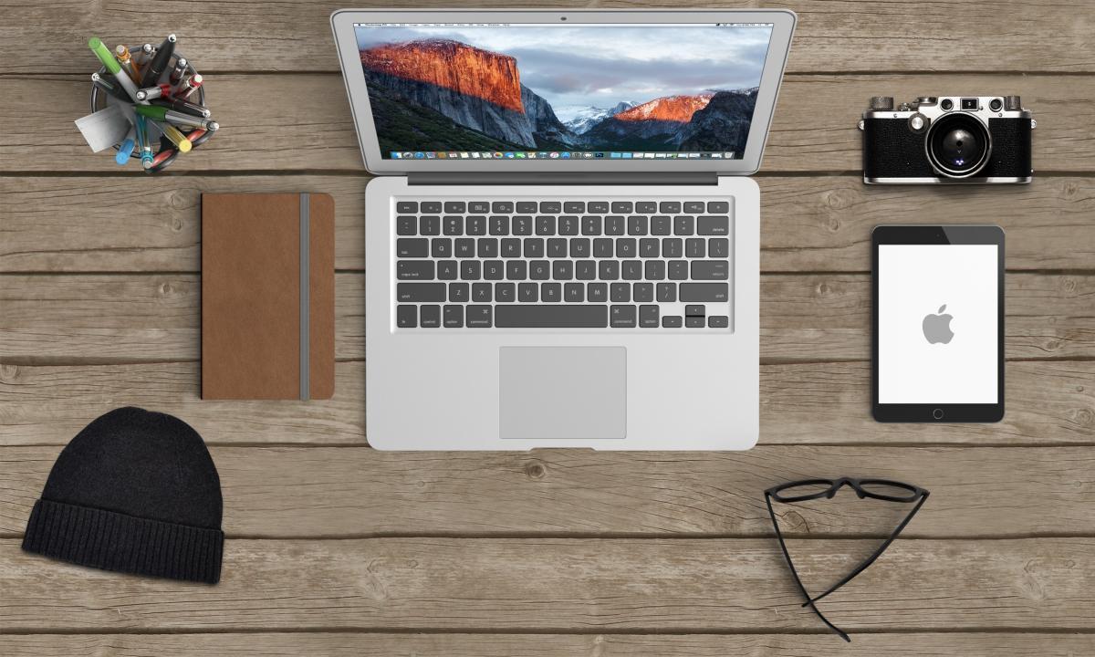 Pantalla de ordenador portátil digital de escritorio #72898