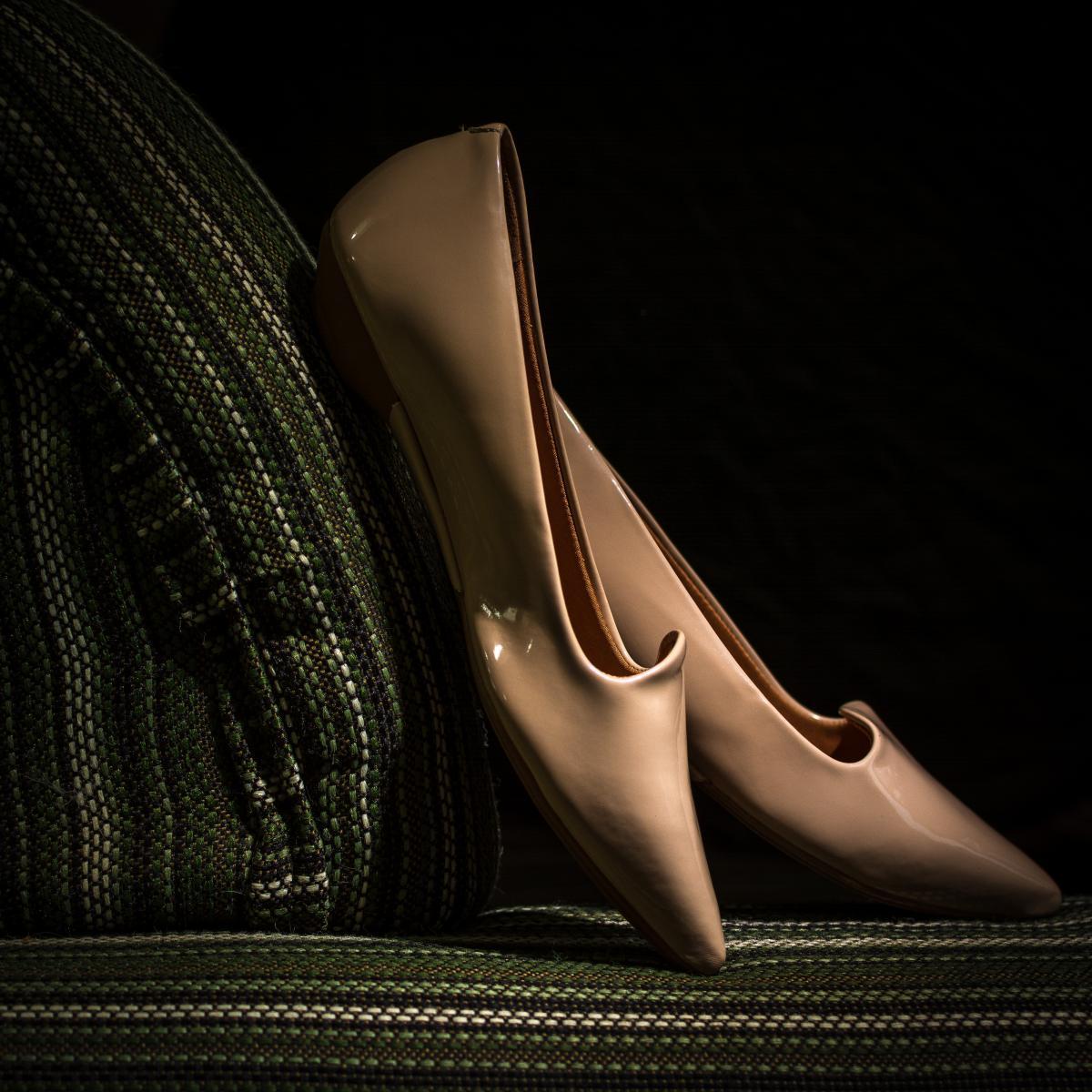 Feet female sets shoes