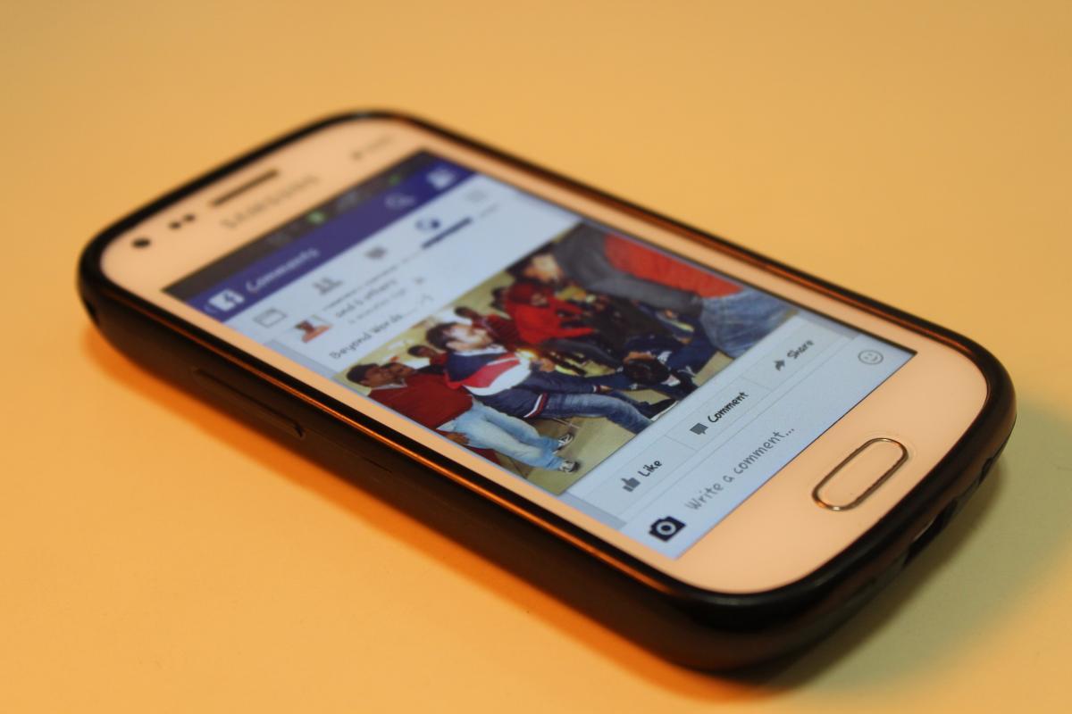 Facebook image lighting mobile #75204