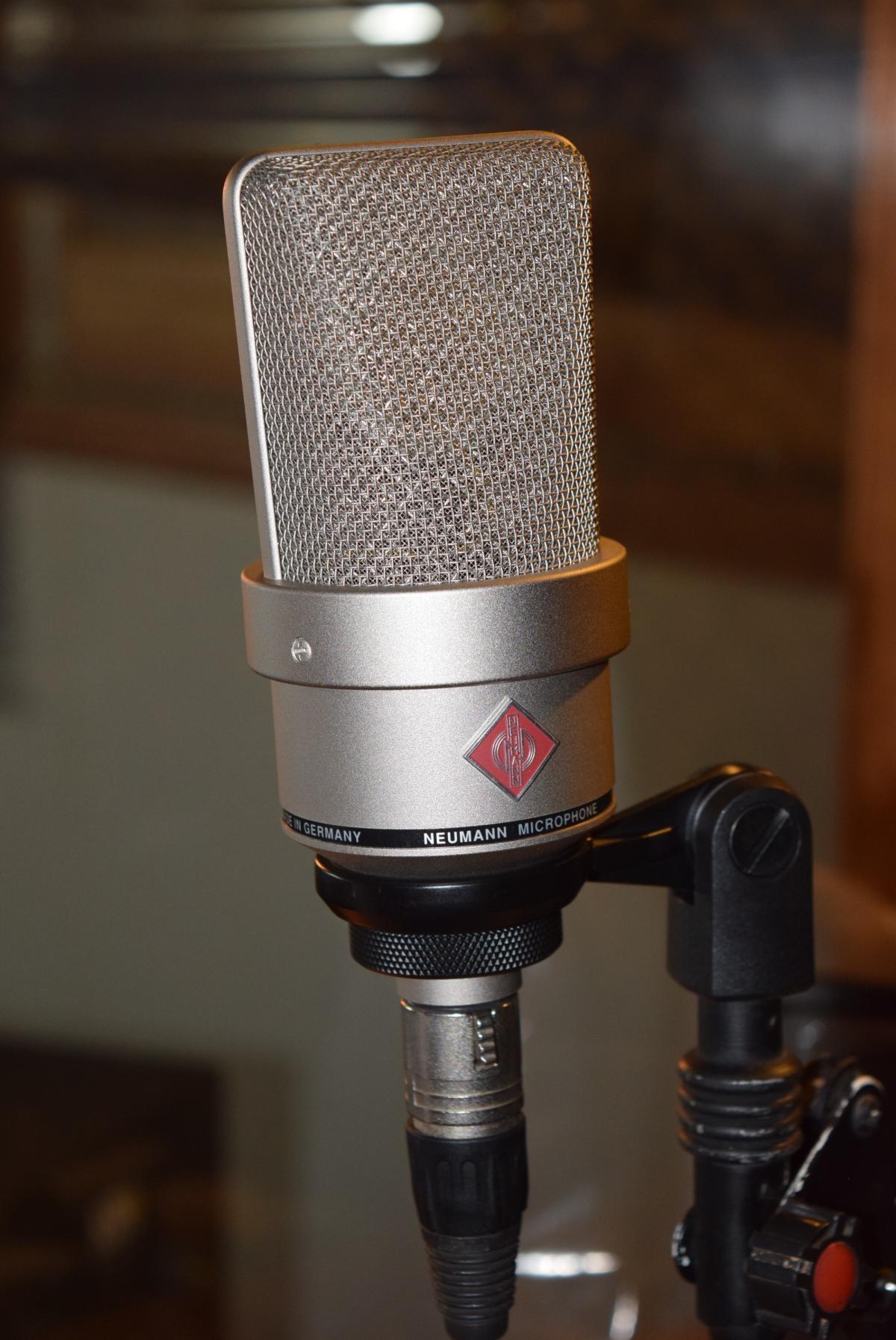 Audio i am a student microphone neumann #75687