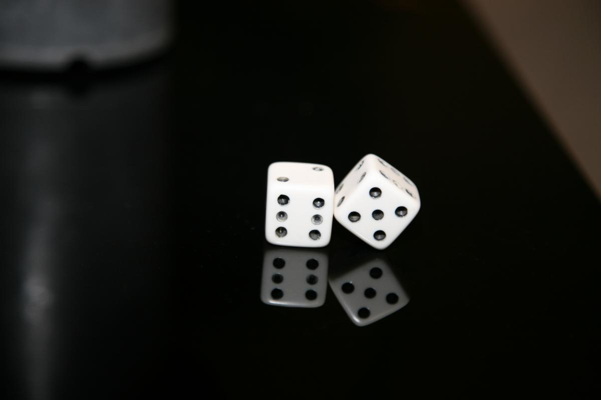 Data devil bones game luck