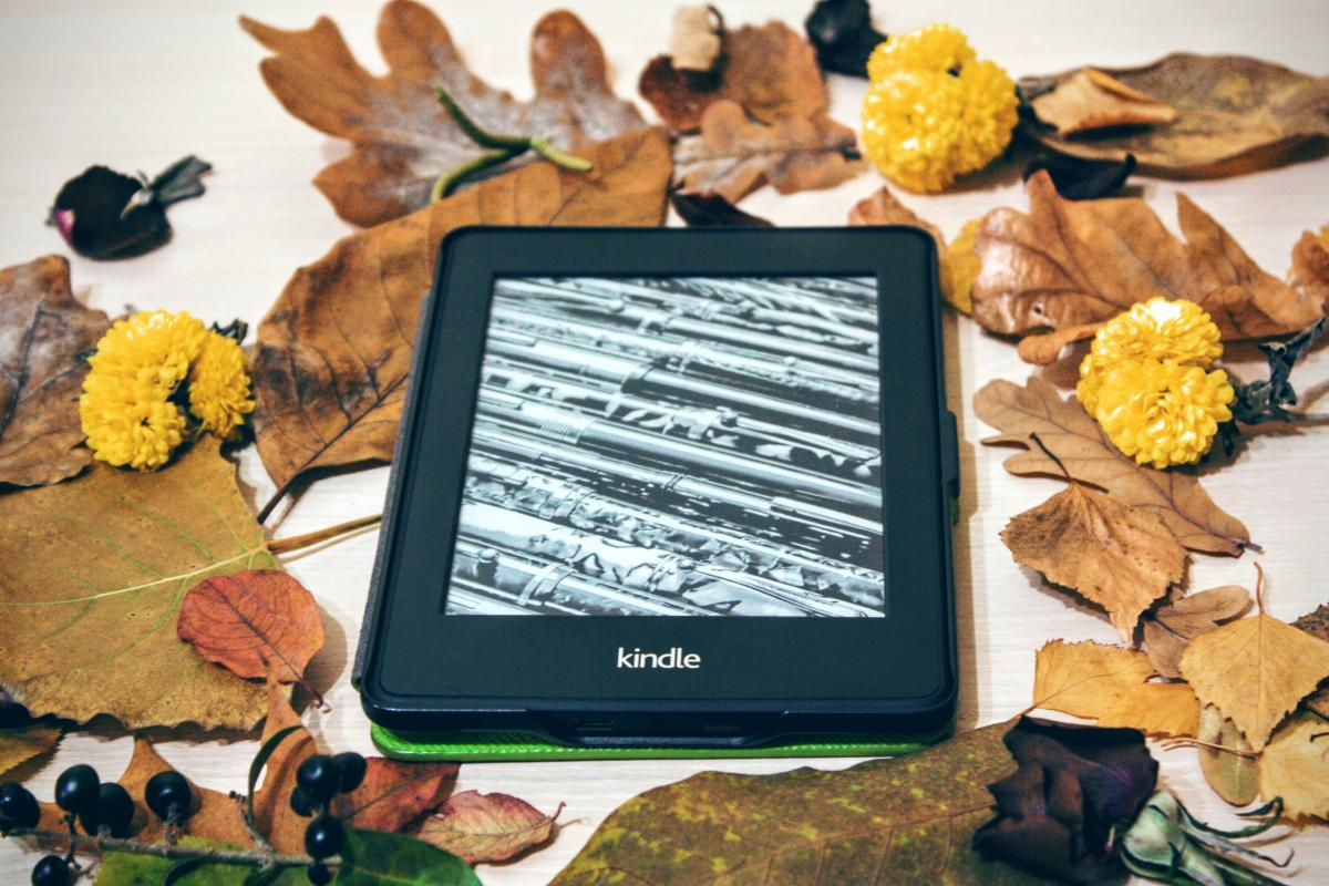 Atmosphere autumn book decoration #78469