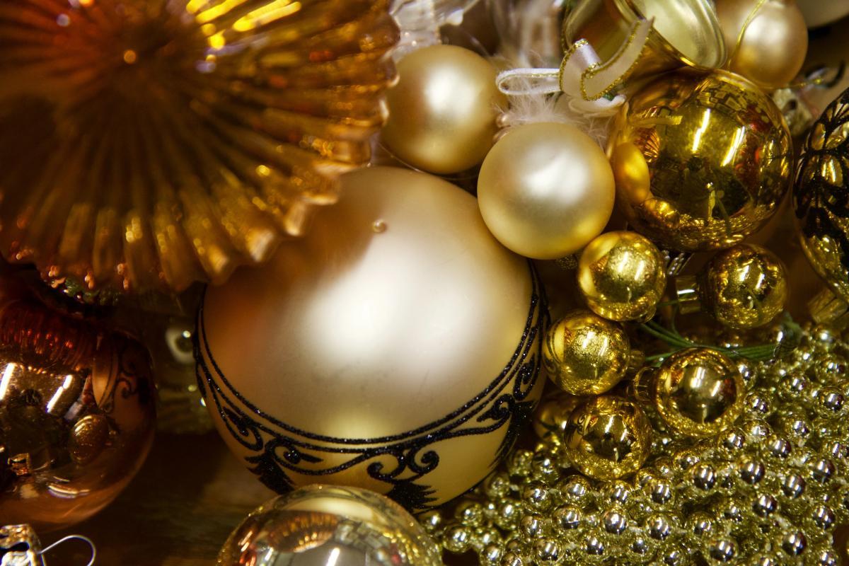 Ball celebration christmas christmas balls