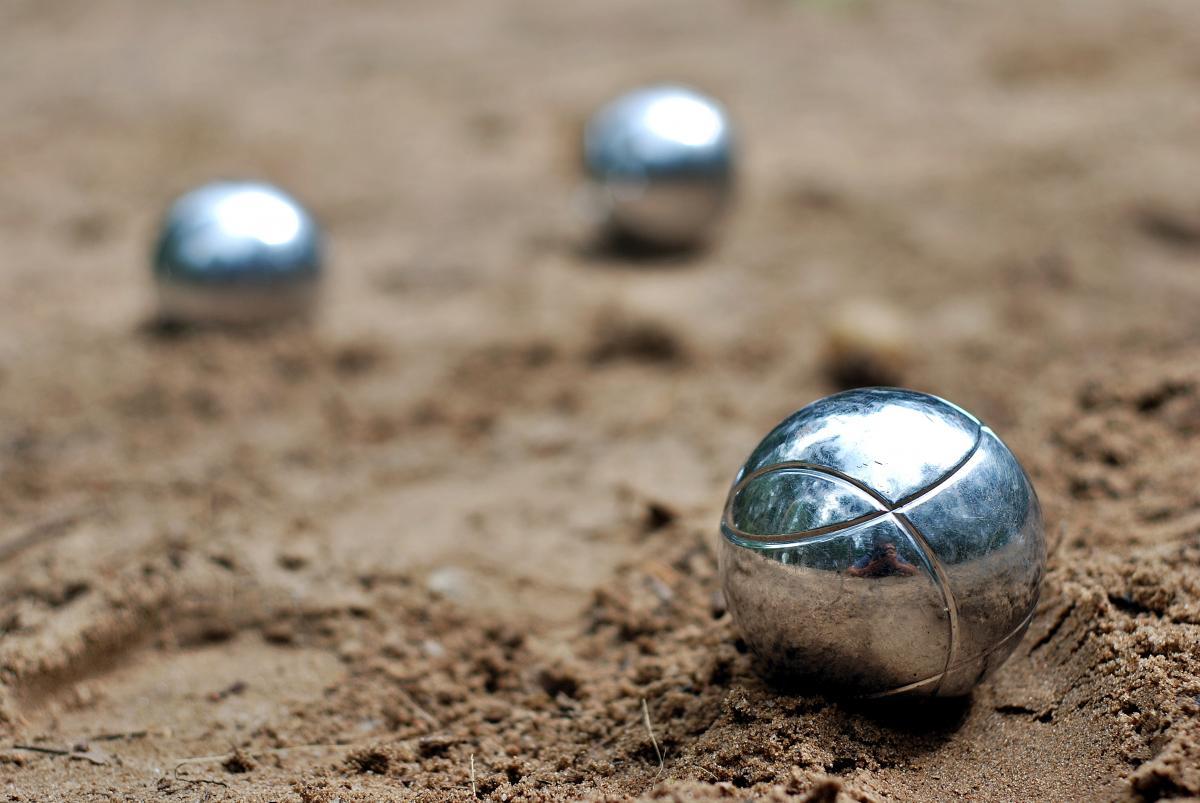 Ball ball shaped beach blur #81377