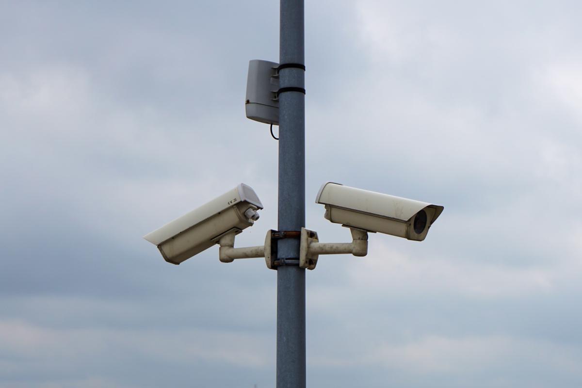 Camera check control monitoring